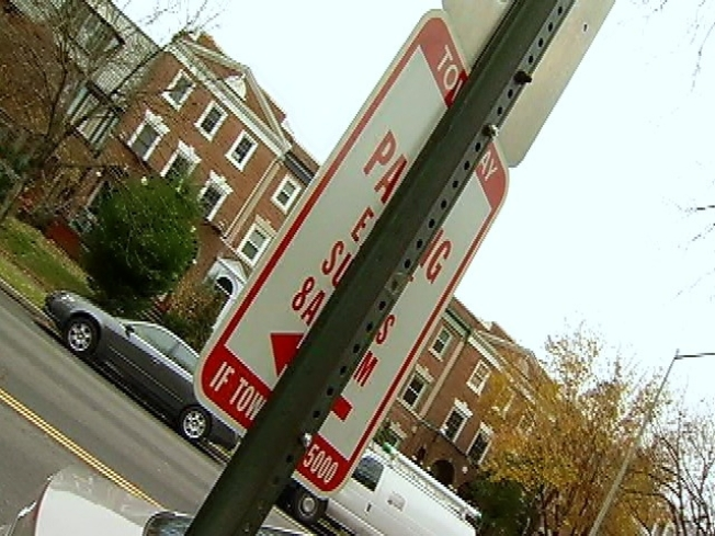 Surprise Street Parking Change Upsets D.C. Neighborhood