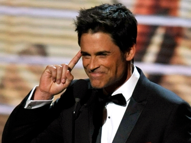 "Rob Lowe Leaving ABC's ""Brothers and Sisters"""