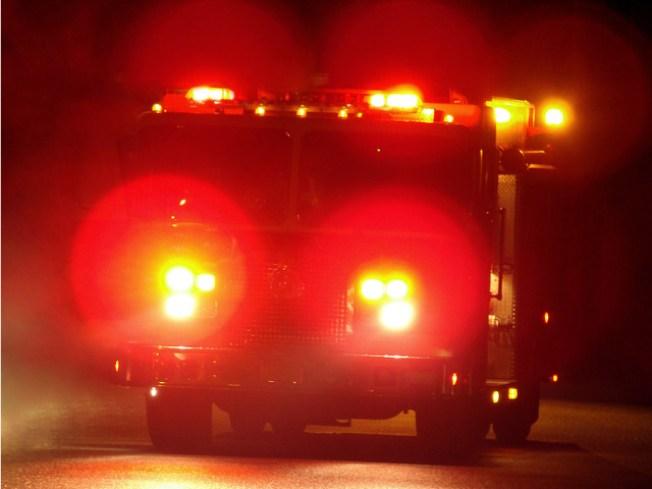 Woman Dead in N.W. Fire