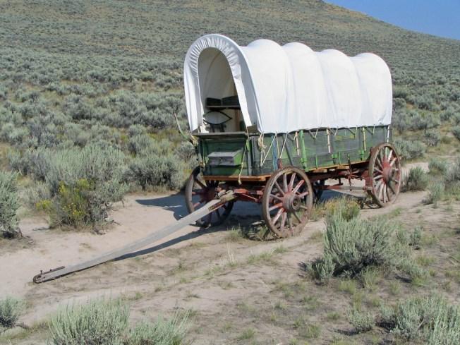 Hop Aboard the Oregon Trail