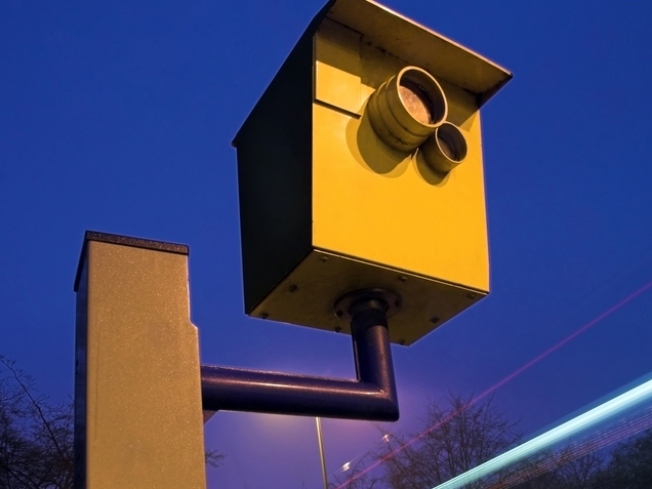 Speed Cams Blinded -- For Now