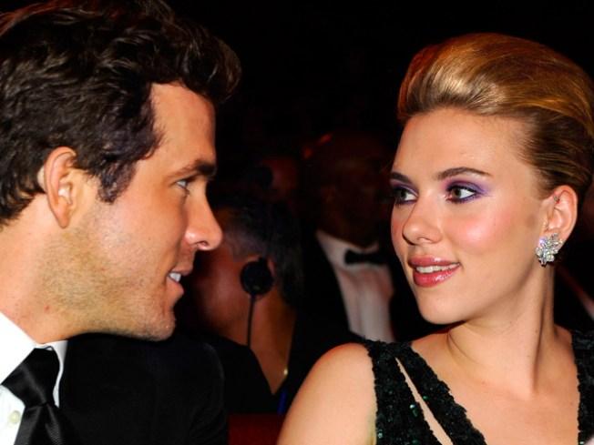 It's Official: Ryan Reynolds Files to Divorce Scarlett Johansson