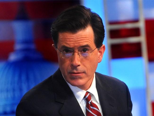 """Colbert Nation"" to Sponsor U.S. Speedskaters"