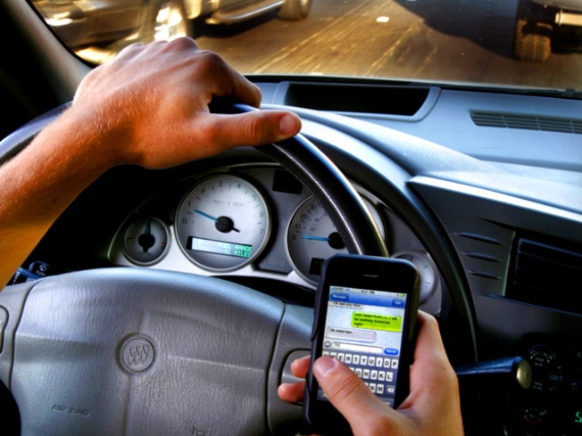 Texting in Traffic May Be Allowed in Maryland