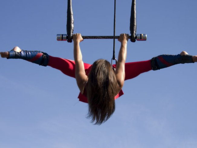 5 Ways to Make the City Your Gym