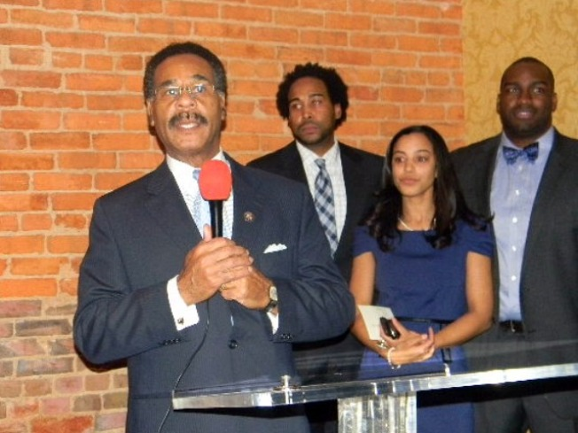 Rep. Emanuel Cleaver: Obama '12 Will Not Be an Easy Victory