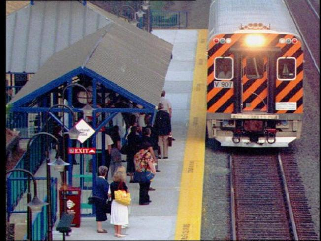 Police Activity Delays VRE Trains