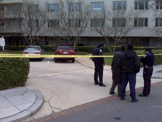 Man Found Dead Near Watergate Hotel