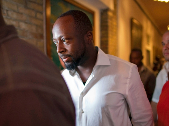 Wyclef Jean Plans to Appeal Rejected Candidacy