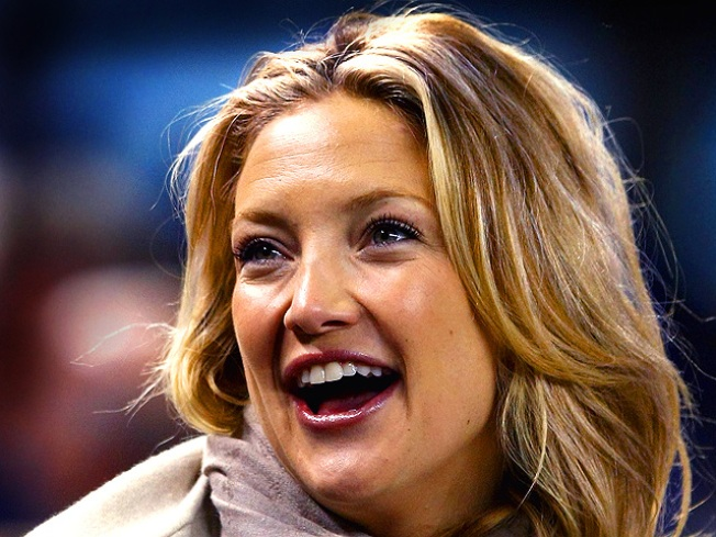Kate Hudson On A-Rod, Single Motherhood & Why She Needs Her Girlfriends