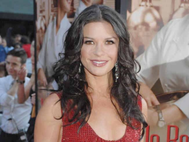 "Catherine Zeta-Jones Tops PETA's ""Worst-Dressed"" List"