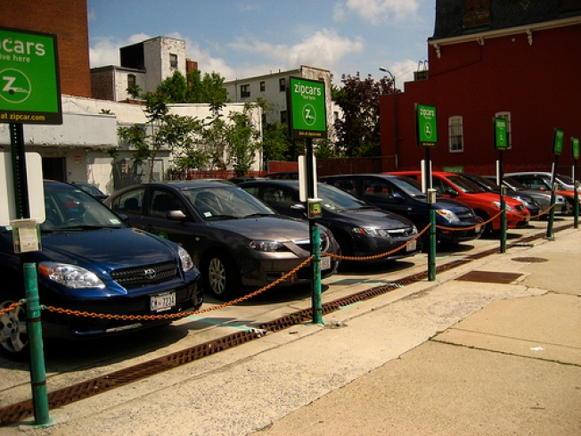 Zipcar Adds E-ZPass