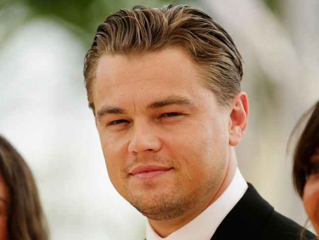 "Leonardo DiCaprio on His ""Jersey Shore"" Love & Possibly Playing Sinatra"
