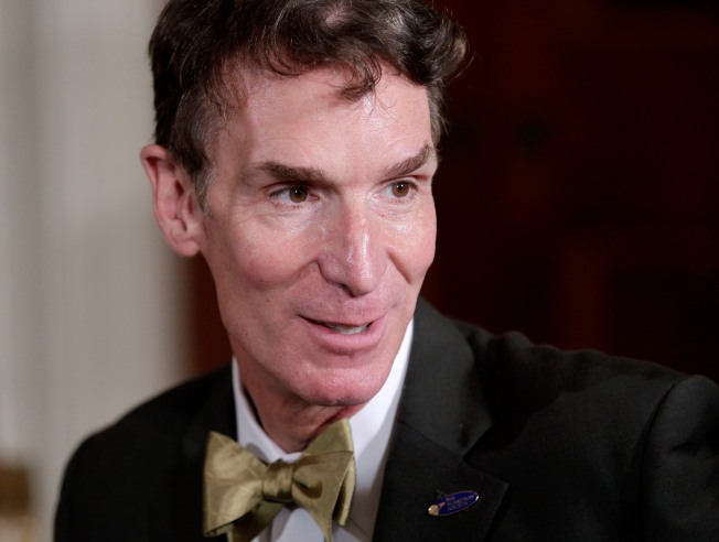 "Bill Nye ""Feeling Much Better"" After USC Collapse"