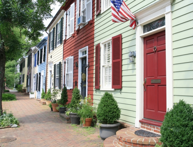 "Is Old Town Alexandria ""Charm-ville?"""