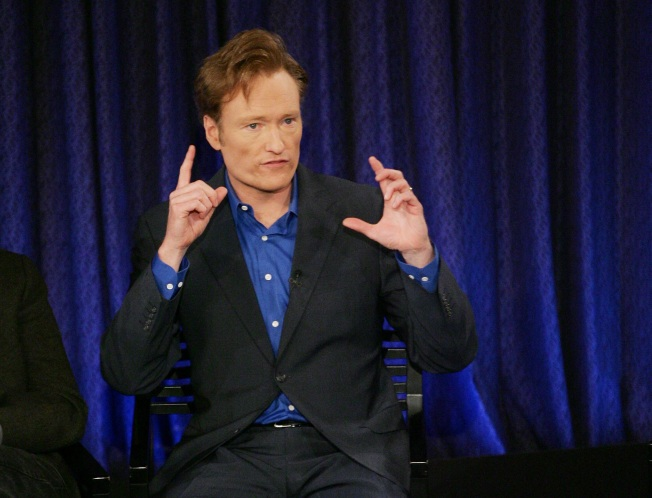 Your Career: Don't Follow Conan's Example