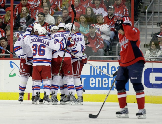 "Caps Suffer ""Worst Home Loss"" at Verizon"