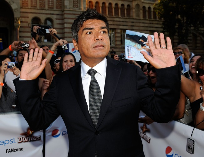 George Lopez Waxes About Sandra Bullock & Lindsay Lohan