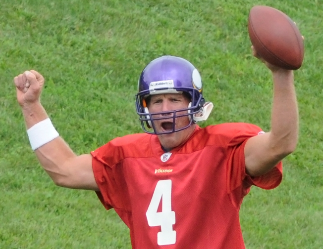 "Favre: ""I Owe"" Vikings Another Shot at Super Bowl"