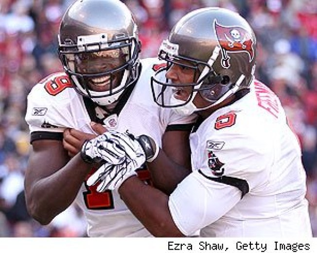 You Could Win The Super Bowl! Tampa Bay Bucs