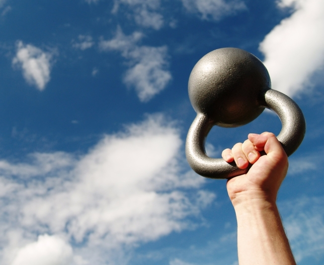 Consider Swapping Dumbbells For Kettlebells