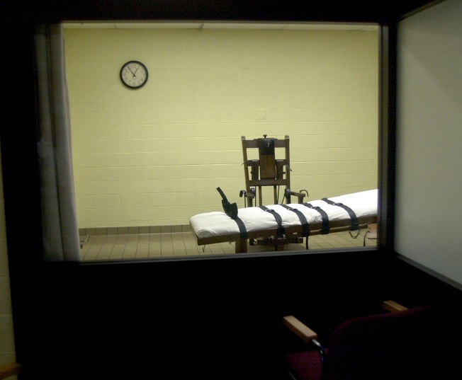 Attorneys Challenge Virginia's Lethal Injections