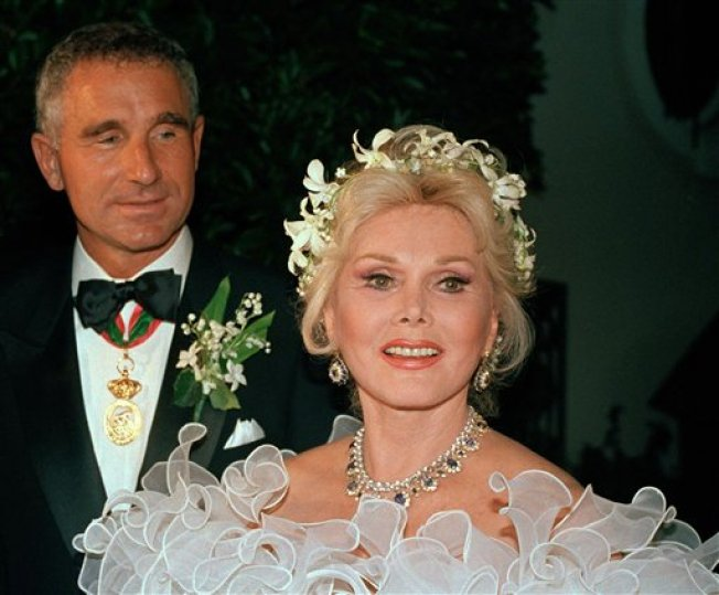 Zsa Zsa Gabor in Critical Condition, Says Husband