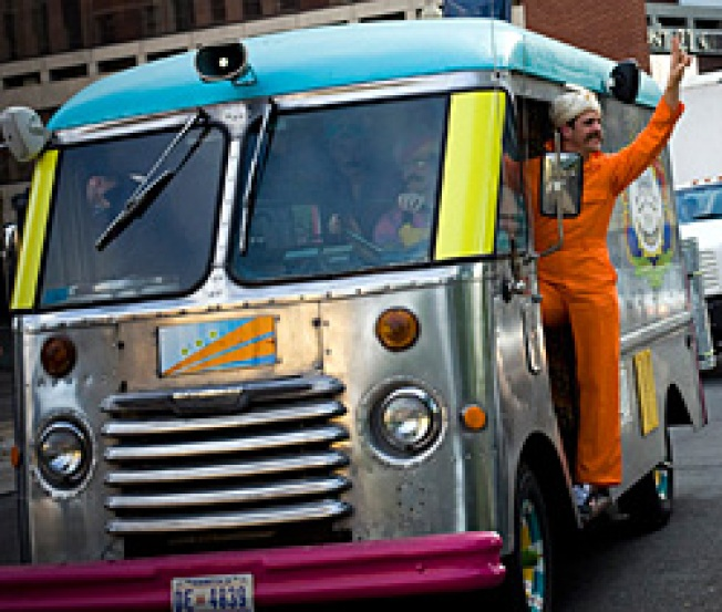 Food Truck Tax in Effect in D.C.