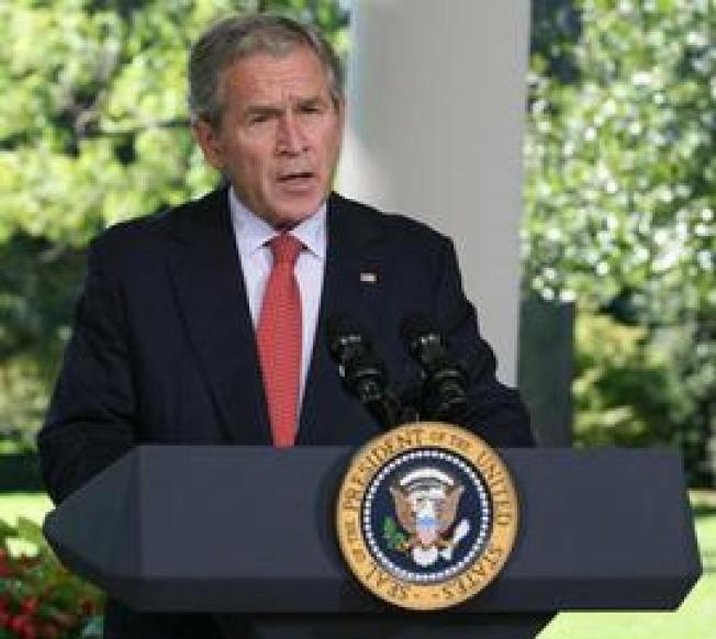 Republicans Boycott Senate Review of Bush Environmental Record