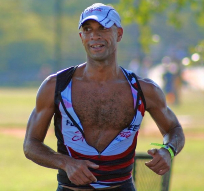 Mayor Fenty Wears it Well in Triathlon