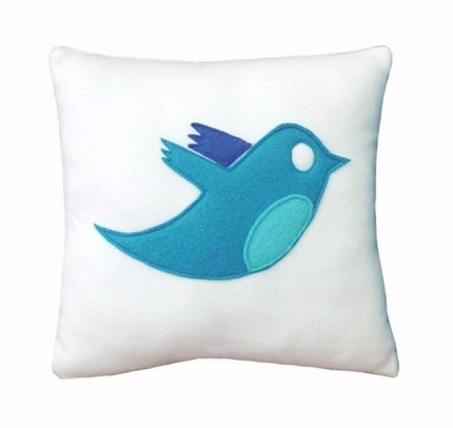 Social-Networking Pillows (Yes, Really)