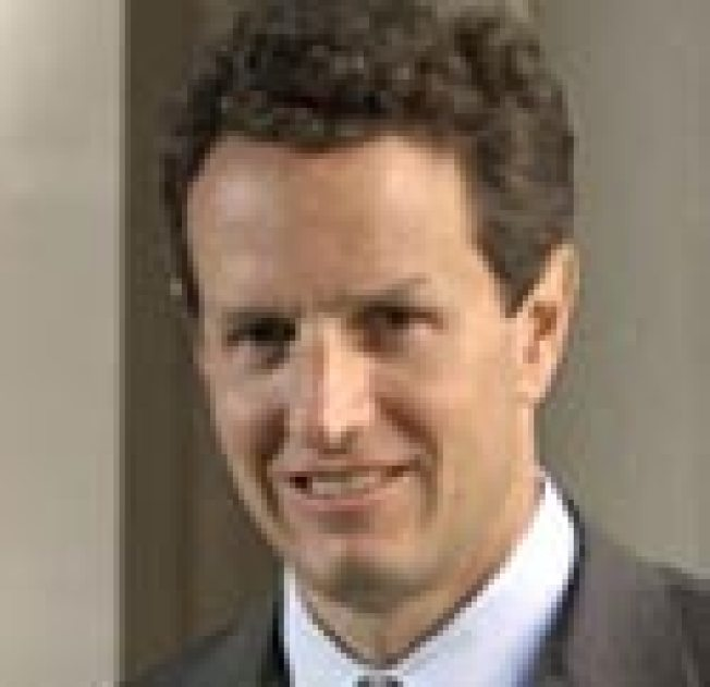 Geithner to Be Nominated as Treasury Secretary
