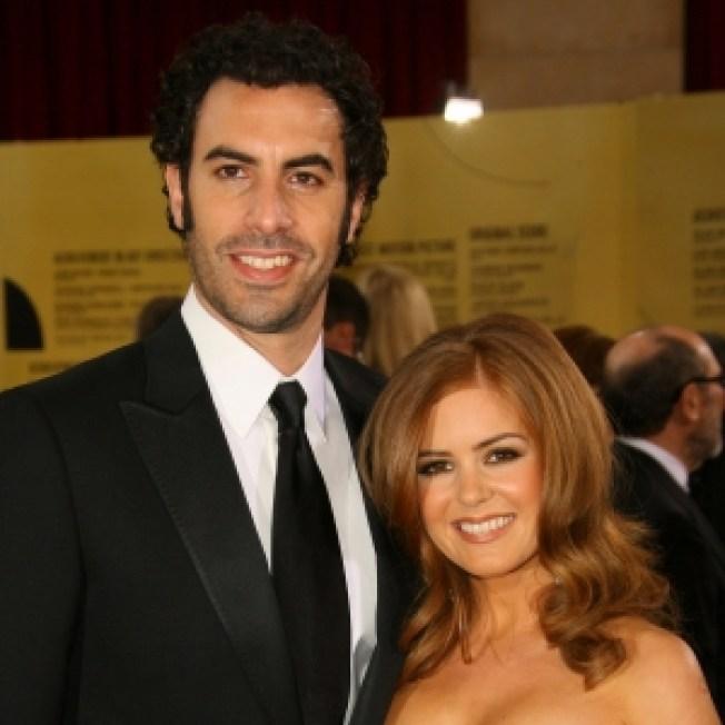 Sacha Baron Cohen Throws Star-Studded Birthday For Daughter