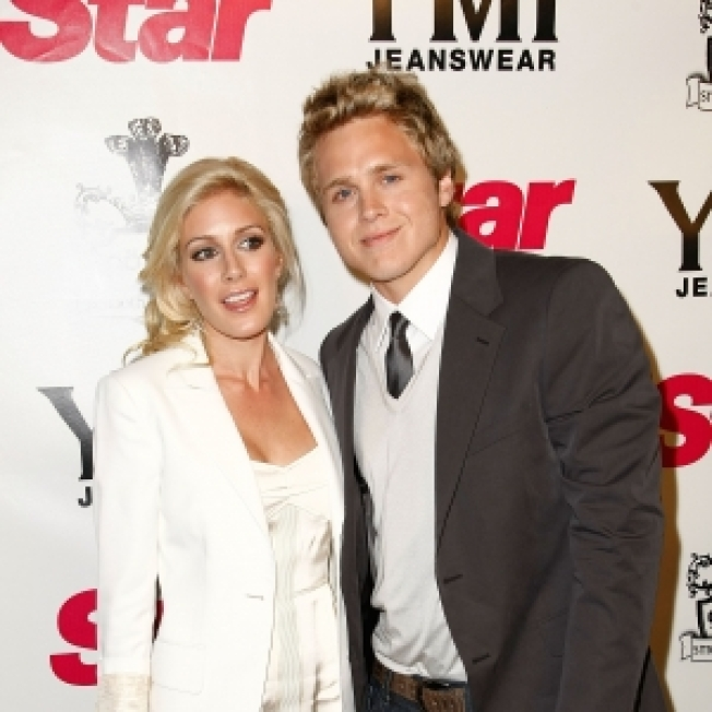 Heidi Montag & Spencer Pratt Join 'I'm A Celebrity… Get Me Out Of Here'