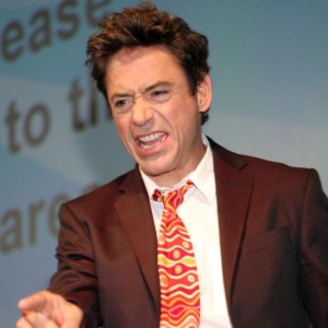 Robert Downey Jr. Joins Zach Galifianakis In 'Due Date'