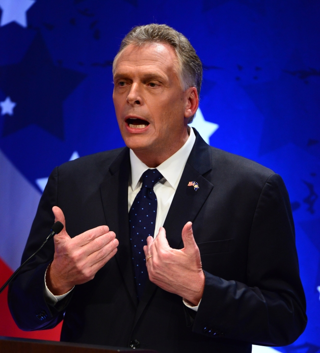Fairfax Chamber Endorses McAuliffe in Va. Race