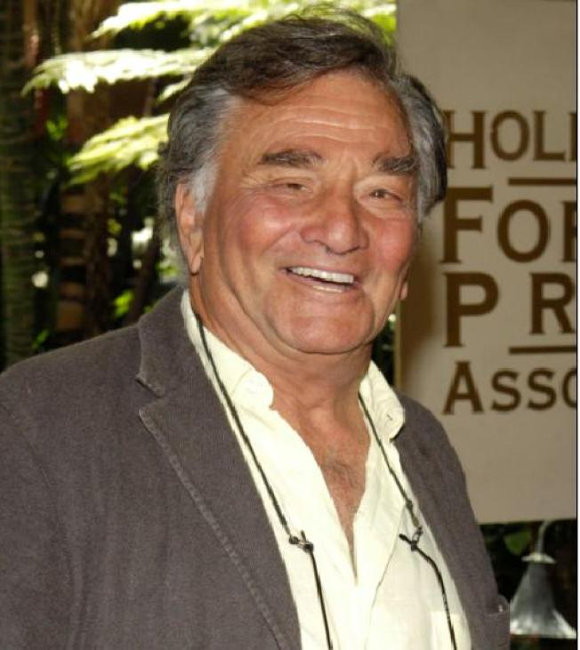 """Fight Over """"Columbo"""" Actor's Care"""