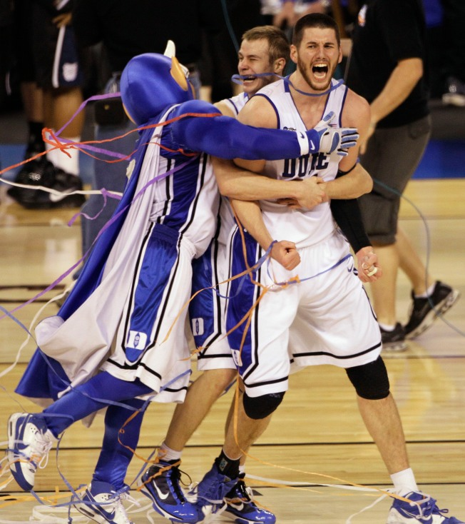 Duke Ends Butler's Dream with Championship Win