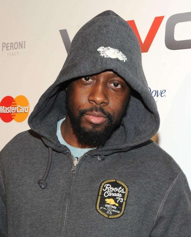 Wyclef's Tweet Crashes Haiti Help Line