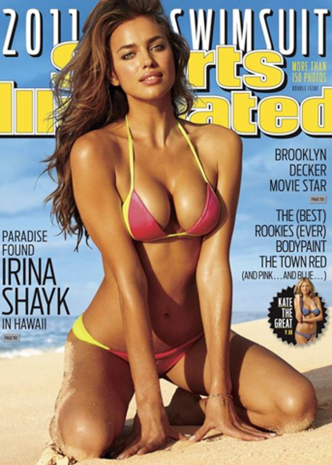 "Fries with that Shayk? New ""Sports Illustrated"" Swimsuit Cover Model Revealed"