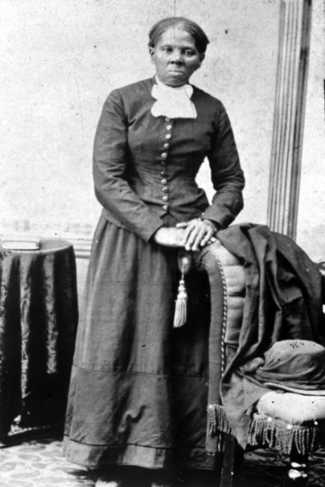 Harriet Tubman On Display