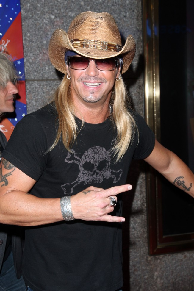 Bret Michaels' Girlfriend Says Hemorrhage Brought Them Closer