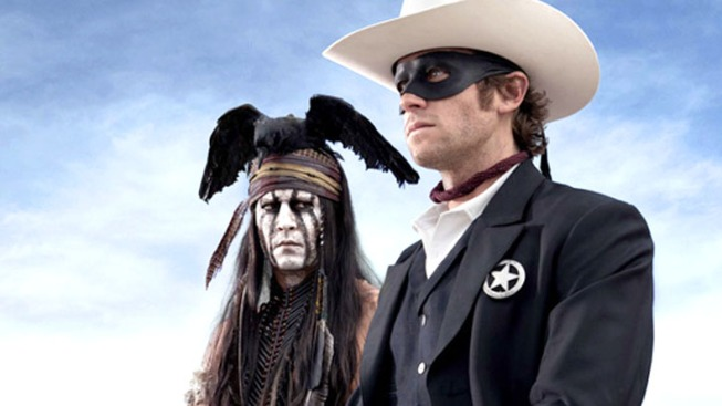 Johnny Depp Explains Creation of Tonto Look