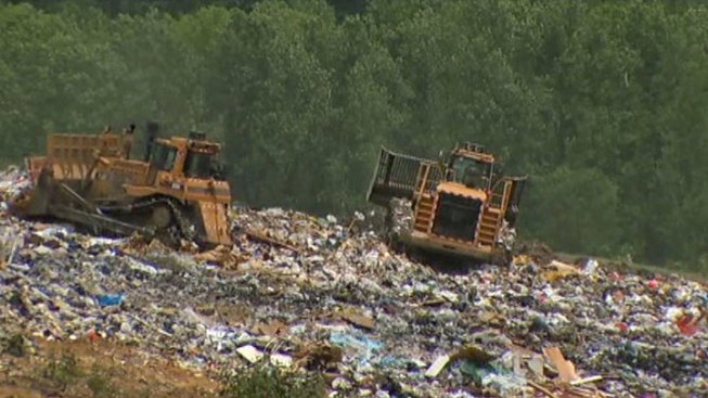 Virginia Imported More Trash in 2010