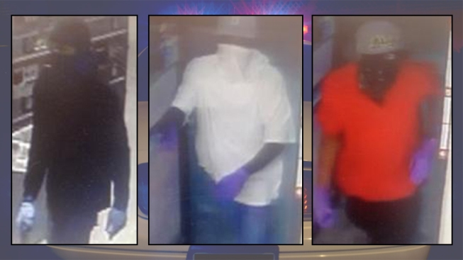 Three Wanted in Armed Robbery of Largo Business