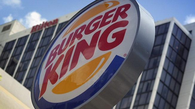 Burger King Food Trucks Roll Out