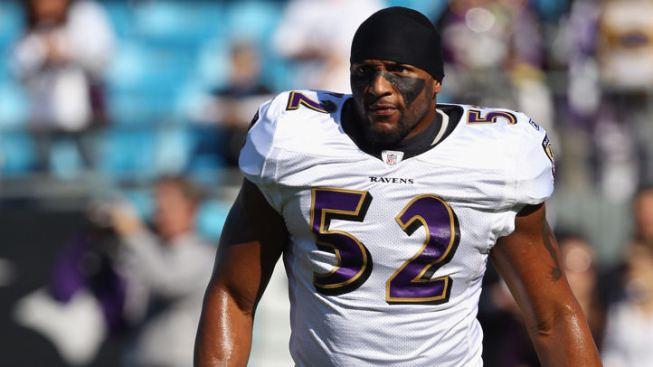 Ravens LB Ray Lewis Out for Season