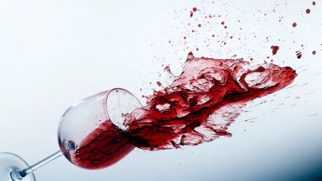 Big Spill: Forklift Drops $1M Worth of Wine