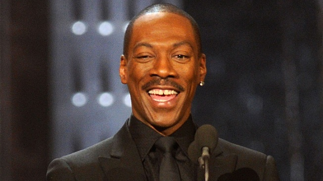 Chris Rock, Kathy Griffin to Honor Eddie Murphy for Humor