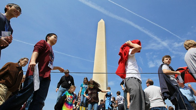 D.C. Tourism Industry Increased in 2010